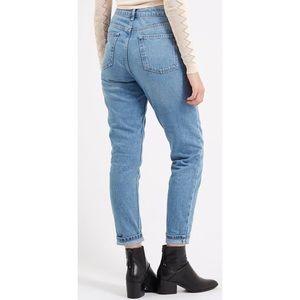 Topshop Jeans - Topshop Mom Jean petite Size 30